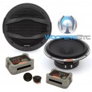 "Hertz MPK165P.3 6.5"" Mille Pro 3 Ohm Midbass Enhanced  2-Way Component Speakers"