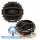 "Hertz ML280.3 1"" 180 Watts Max Mille Legend Tweeters"