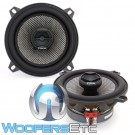 "(Bulk Pack) Focal 130AC 5.25"" 50W RMS 2-Way Access Series Coaxial Speakers"