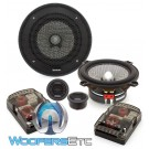 "Focal 130AS 5.25"" 50W RMS 2-Way Access Series Component Speakers System"