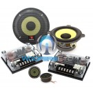 "130KR - Focal 5.25"" 70W RMS 2-Way K2 Power Series Component Speakers System with TNK Tweeter"