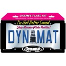 "19100 - Dynamat Xtreme License Plate Kit 4""x10"""