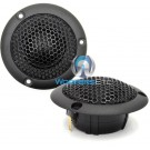 "Black 1.0 - Arc Audio 1"" Tweeters"