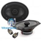 "15-MCX692 - Memphis 6"" x 9"" 60W RMS MCX Series Coaxial Speakers"