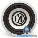 """15-MXA8D4 - Memphis 8"""" 100W RMS Dual 4-Ohm Marine Subwoofer"""
