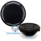 "Rockford Fosgate TMS5 65 Watts 5.25"" RMS 2-Way Coaxial Speakers for 1998-2013 Harley Davidson Motorcycles"