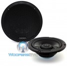 "Rockford Fosgate TMS65 Power 6.5"" 75 Watts RMS 2-Way Coaxial Speakers for 2014-Up Harley Davidson Motorcycles"