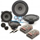 "Focal 165-ISN3 6.5"" / 4"" / 1"" Polyglass ISN Series Component Speakers System"