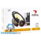 "Focal 165KR 6.5"" 80W RMS 2-Way Component Speakers System"