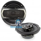 """TS-A1685R - Pioneer 6.5"""" or 6.75"""" 4-Way A-Series Coaxial Speakers"""