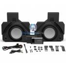 """Rockford Fosgate X317MAX-RSS Dual Rear 10"""" Subwoofers Kit Can Am Maverick X3"""
