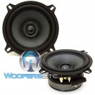 "502 Integra - Morel 5.25"" 100W RMS Tempo Ultra Series 2-Way Coaxial Speakers"