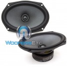 "692 Integra - Morel 6x9"" 140W RMS Tempo Ultra Series 2-Way Coaxial Speakers"