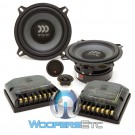 "Tempo Ultra 502 - Morel 5.25"" 100W RMS Tempo Ultra Series 2-Way Component Speakers System"