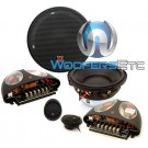 "Hybrid 402 - Morel 4"" 2-Way Component Speaker System"