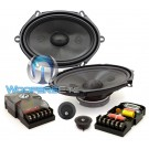 "15-PRX57C - Memphis 5"" x 7"" 50W RMS PRX Series Component Speakers System"