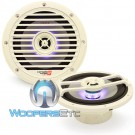 "VM65 - Cerwin Vega 6.5"" 60W RMS 2-Way Marine Coaxial Speakers"