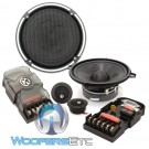 """15-PRX5C - Memphis 5.25"""" 50W RMS Power Reference Series Component Speakers System"""