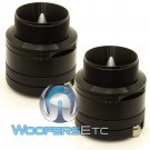 "ST25 - Hertz 1"" 100W RMS High Efficiency Compression Driver Bullet Tweeters"