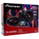 "TS-R6950S - Pioneer 6"" x 9"" 50W RMS 300W Max 3-Way Coaxial Speakers"