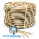 Cobra Silver - Transparent Speaker Cable (Spool)