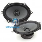 "Integra 572 - Morel 5"" x 7"" / 6"" x 8"" Tempo Ultra Series Coaxial Speakers"