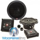 """T152-S - Rockford Fosgate 5.25"""" 2-Way Component System"""