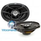 "CS-J6930 - JVC 6"" x 9"" 45W RMS 3-Way CS Series Coaxial Speakers"