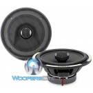 """P165 CV - Focal 6.5"""" 2-Way Polyglass Sound Quality Coaxial Speakers"""