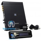 pkg Alpine PXA-H800 System Integration Audio Processor + RUX-C800 In-Dash Controller for PXA-H800 Programming
