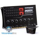 DQDX Black - Audiocontrol 6-Channel Performance Digital Signal Processor with EQ, Crossover and Signal Delay