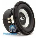 "QES-820 - CDT Audio 8"" 400W RMS Cast Super Small Enclosure Subwoofer"