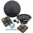 "PS165V Expert - Focal 6.75"" 80W RMS 2-Way Component Speakers System"