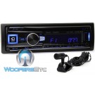 CDE-163BT - Alpine In-Dash 1-DIN CD/MP3 Receiver with Bluetooth and Pandora Ready and iTunes Tagging