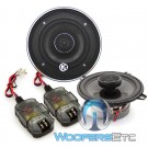 "15-MCX52 - Memphis 5.25"" 40W RMS 2-Way Coaxial Speakers"