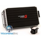 Cerwin Vega B52 2-Channel 1000W Class D Bomber Series Motorcycle Amplifier