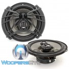 "AF.653 - Soundstream 6.5"" 100W RMS 3-Way Coaxial Speakers"