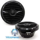 "RM1652B - Rockford Fosgate 6.5"" 150W RMS 2-Way Prime Series Coaxial Speakers"