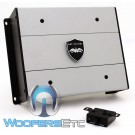 HTX-1 - Wet Sounds Monoblock 650W RMS Class D HTX Series Marine Amplifier