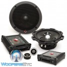 """T252-S - Rockford Fosgate 5-1/4"""" 2-Way Component System"""
