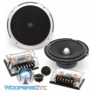 "PF.6 - Soundstream 6.5"" 100W RMS 2-Way Component Speaker System"