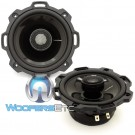 "Rockford Fosgate T142 4"" 2-Way Power Series Coaxial Car Speakers 80W RMS"