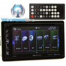 "Soundstream VR-65B 6.2"" Double DIN LCD Touchscreen DVD/MP3/MP4/DivX Receiver w/ Bluetooth"