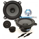 "Focal ISN 100 4"" 40 Watts RMS Integration Series Slim 2-Way Component Speakers"