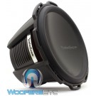 "Rockford Fosgate T1D415 15"" Dual 4 Ohm Power T1 Series Subwoofer"