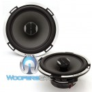 "Focal PC 165X2 2 Ohm 6.5"" 80 Watts RMS 2-Way Coaxial Speakers"