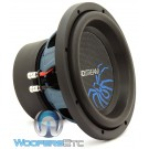 "Soundstream R3.10 10"" 700 Watts RMS Dual 2-Ohm R3 Series Subwoofer"