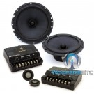 "Diamond Audio SX65V 6.5"" 120 Watts RMS 2-Way Component Speakers System"