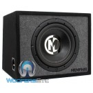"Memphis 15-PRXE12S 12"" 300 Watts RMS 2-Ohm Enclosed Subwoofer"