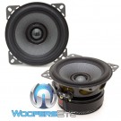 "Morel Tempo Ultra 402 Integra 4"" 60 Watts RMS 2-Way Coaxial Speakers"